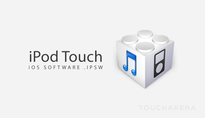 ipod touch ios ipsw