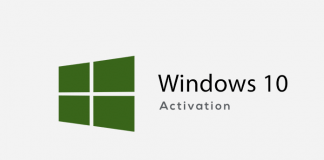 Activate Windows 10