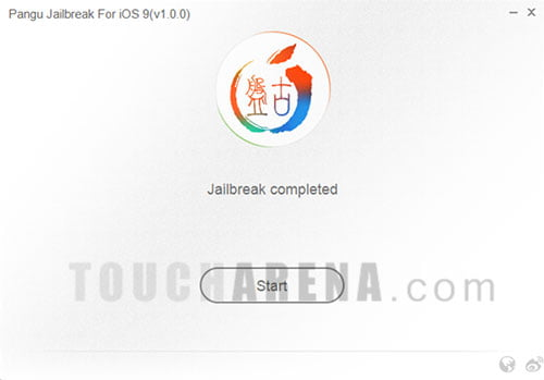 jailbreak iPod touch 9.0.2