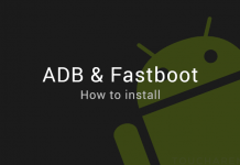 fastboot & adb