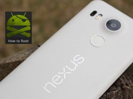 root nexus 5x